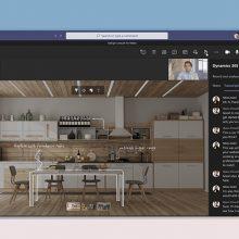 Microsoft permite integração de aplicativos colaborativos para o trabalho híbrido